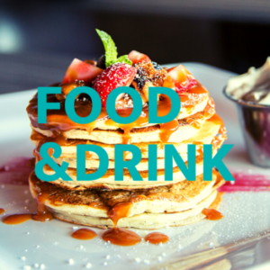 Group logo of Food & Drink